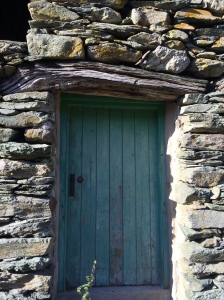 Lake District lintel