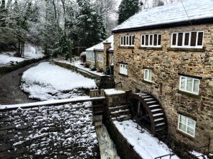 Water mill: innovative, then common, now redundant
