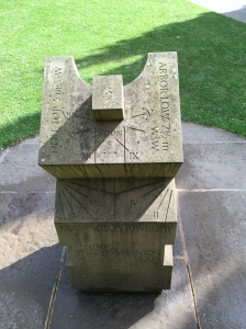 Chatsworth sundial