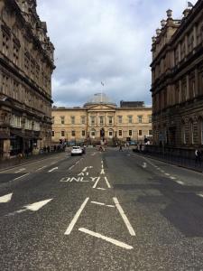 Major junction (A7/A1), Edinburgh