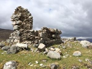 Strathossian ruin