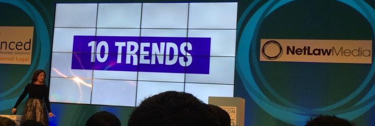 Ten trends